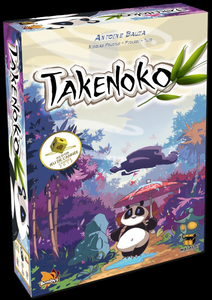 sortileges takenoko boite