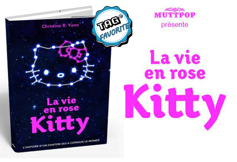 La vie en rose Kitty