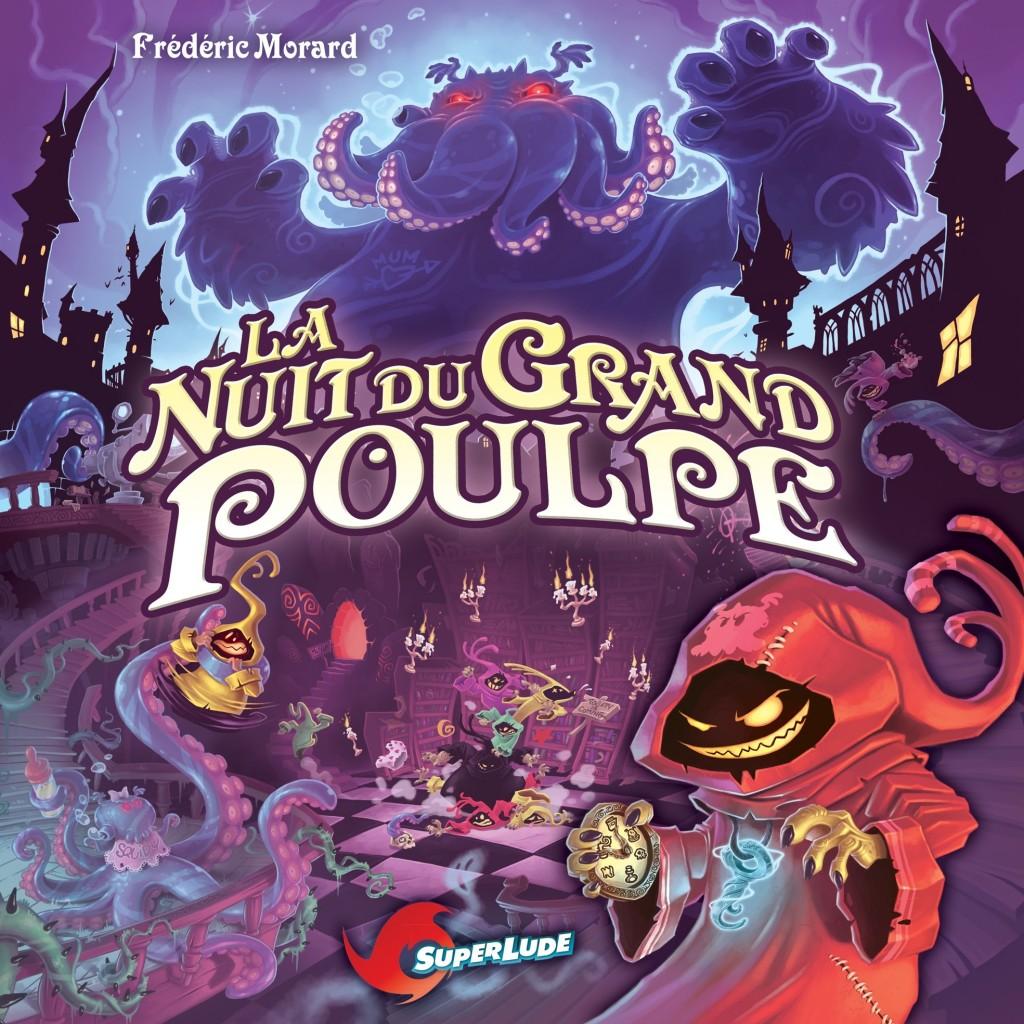 La Nuit du Grand Poulpe