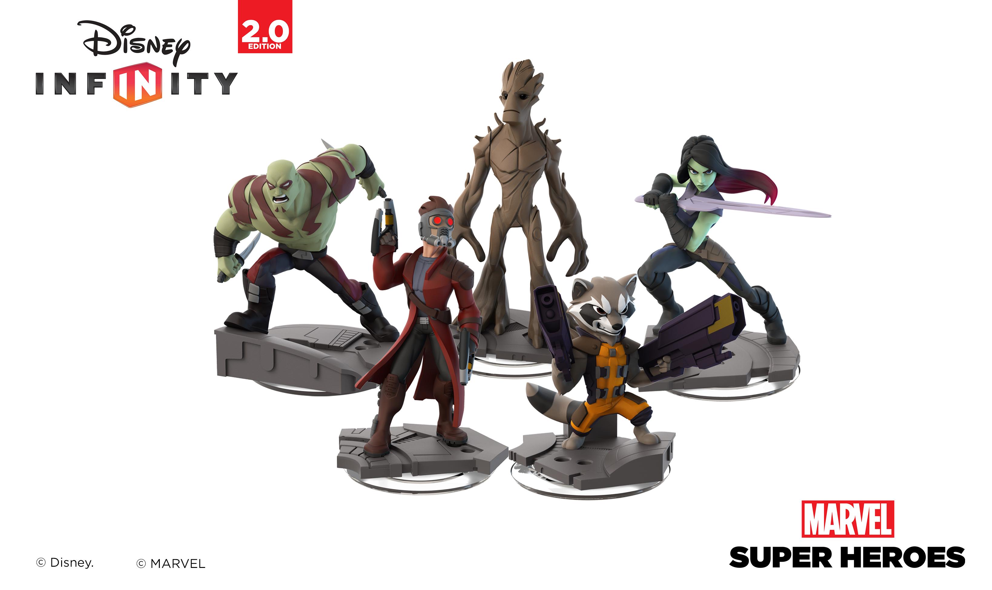 Disney infinity 2 0 date de sortie et nouveaux contenus techartgeek