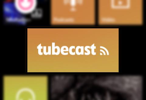TubeCast pour Windows Phone, le test