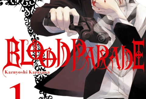 Blood parade : la rentrée vampirique de Ki-oon