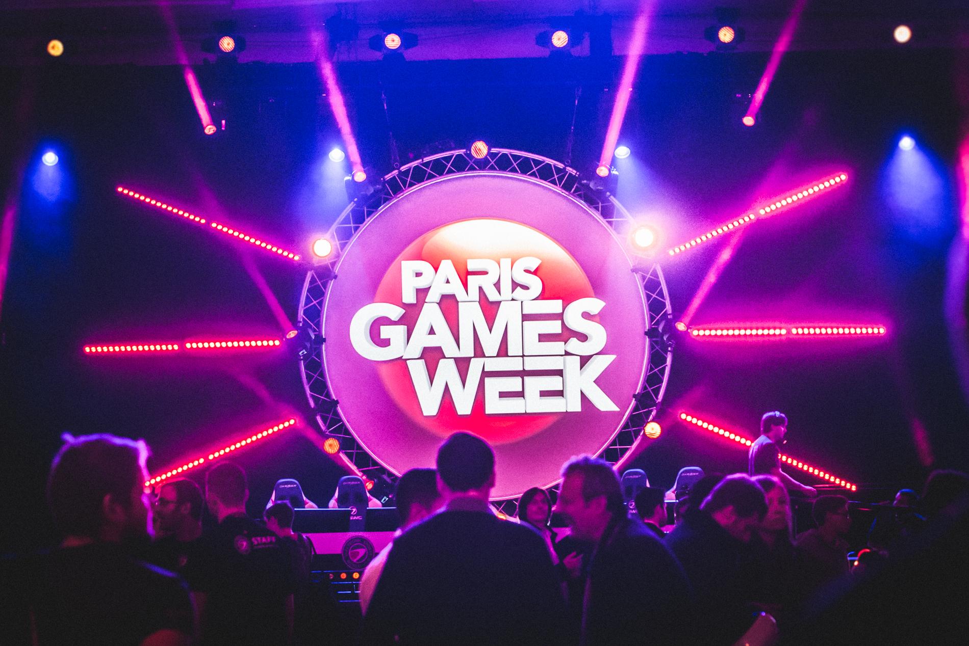 Paris Games week 2014 : Premier jour sur le salon