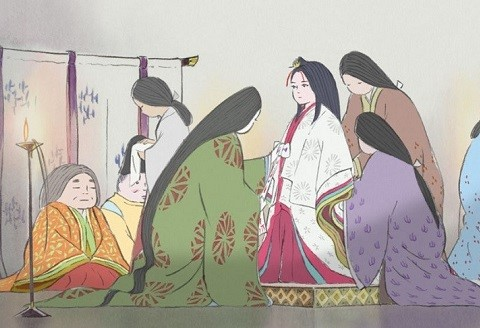 Le Conte de la Princesse Kaguya, de la poésie animée