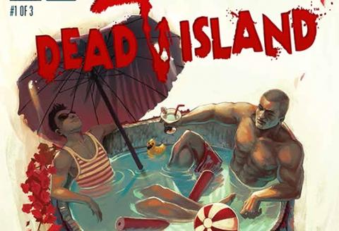 Dead Island adapté en comics !