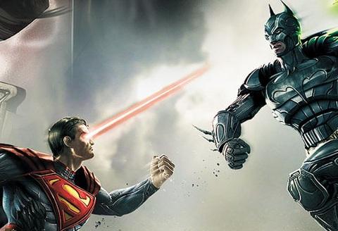 Injustice : Superman passe en mode énervé!