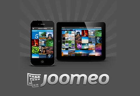 Joomeo, le partage de photo privatif