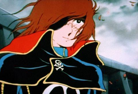 Albator le plus c l bre des pirates techartgeek - Coloriage albator ...