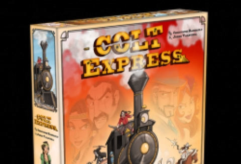 Colt Express : la review de l'As d'or