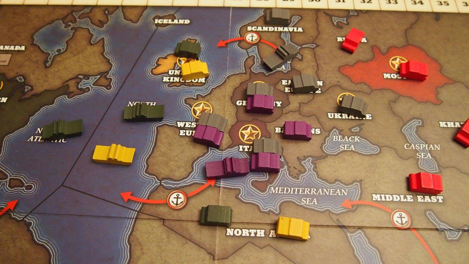 Quartermaster General : la preview - techartgeek