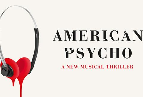 American Psycho - logo musical