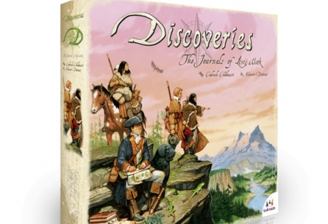 Discoveries The journals of Lewis and Clark : la review