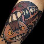 Friendship Tattoo Parlour best of tattoo totoro chat bus catbus neko miyazaki