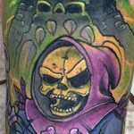 XDATA Geek Best of Tattoo He Man Skeletor