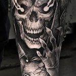 Rob Borbas Geek Best of Tattoo He Man Skeletor