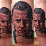 stranger things geek peau best of tattoo Kristian Kimonides