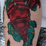 Martin Crosthwaite Geek Best of Tattoo He Man Skeletor