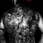 Lawrence Kallberg Geek Best of Tattoo He Man Skeletor