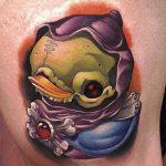 Steven Compton Geek Best of Tattoo He Man Skeletor