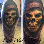 Edel Walsh Geek Best of Tattoo He Man Skeletor