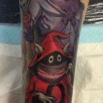 Geek Best of Tattoo He Man Skeletor