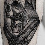 Valentino Marigo Geek Best of Tattoo He Man Skeletor