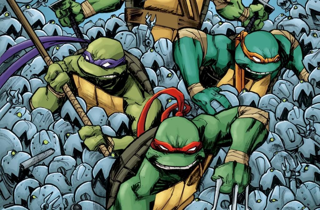 Mais qui sont les tortues ninja l 39 avenir des tmnt for Repere des tortue ninja