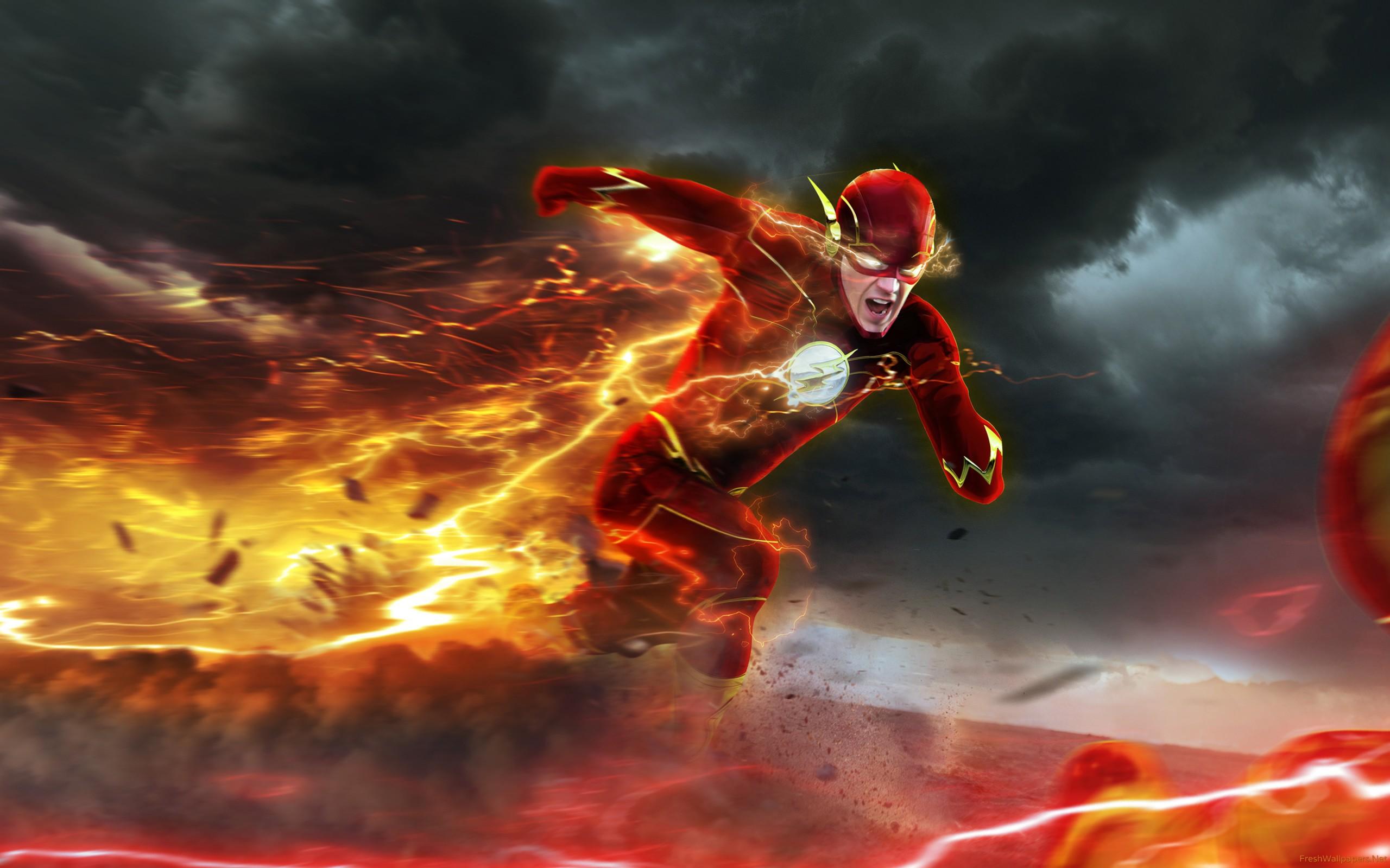 [New York Comic Con 2015] The Flash saison 2 Nouveau ...