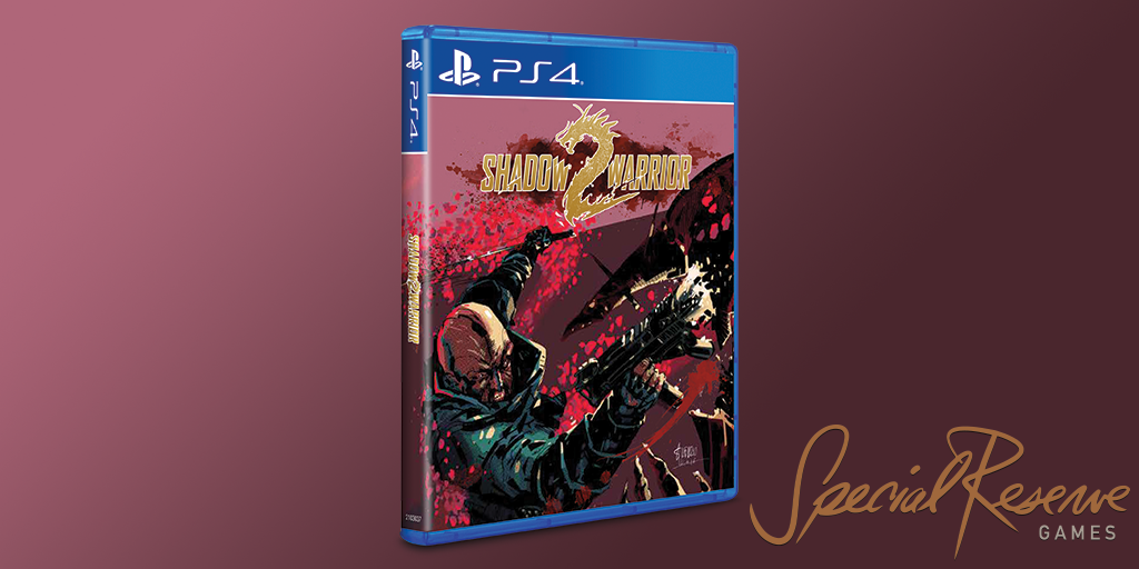 Shadow Warrior 2 Limited Run Games
