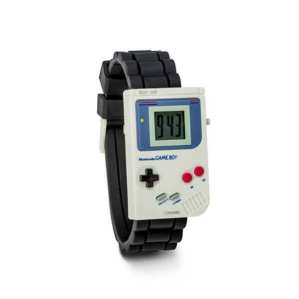 Tom's Selec - montre gameboy